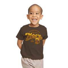 Moe's - Youth - T-Shirts - RIPT Apparel
