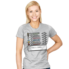 Summon Your Zord! - Womens - T-Shirts - RIPT Apparel
