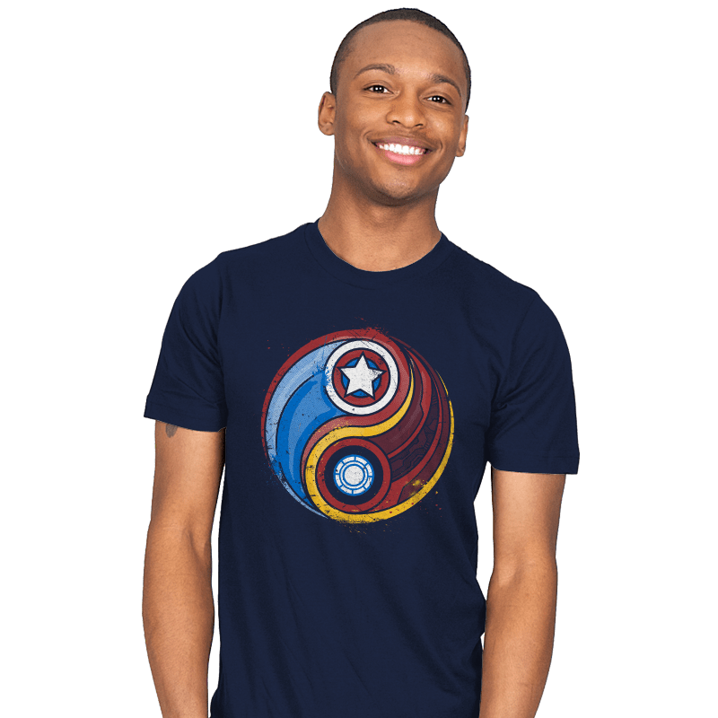Steve 'N' Stark - Mens - T-Shirts - RIPT Apparel