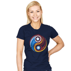 Steve 'N' Stark - Womens - T-Shirts - RIPT Apparel