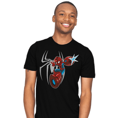 Mega Spidy - Mens - T-Shirts - RIPT Apparel