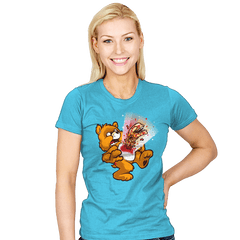 Careburster - Womens - T-Shirts - RIPT Apparel