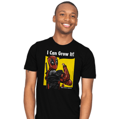 I Can Grow It! - Mens - T-Shirts - RIPT Apparel