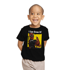 I Can Grow It! - Youth - T-Shirts - RIPT Apparel