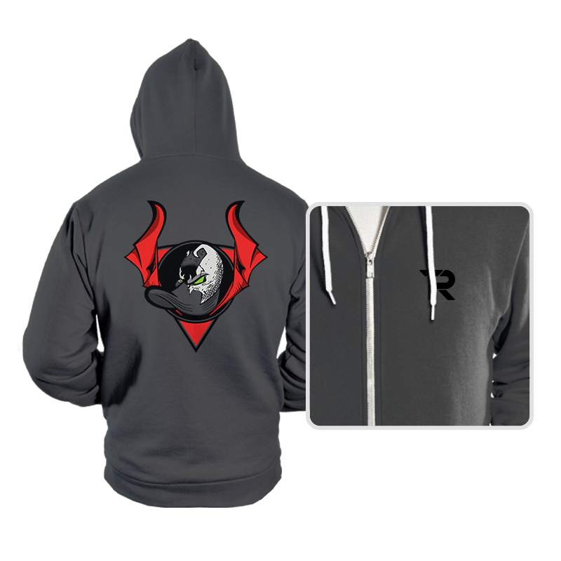 The Mighty Spawns - Hoodies - Hoodies - RIPT Apparel