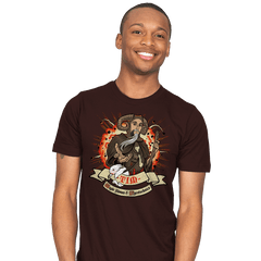The Enchanter - Mens - T-Shirts - RIPT Apparel