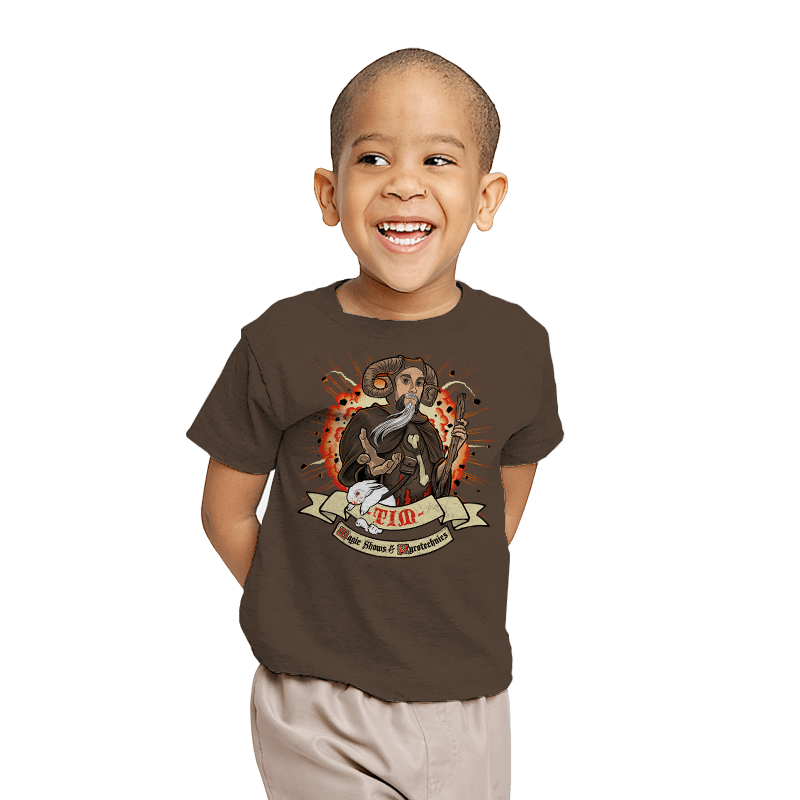 The Enchanter - Youth - T-Shirts - RIPT Apparel