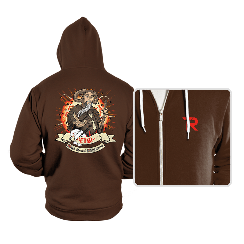 The Enchanter - Hoodies - Hoodies - RIPT Apparel