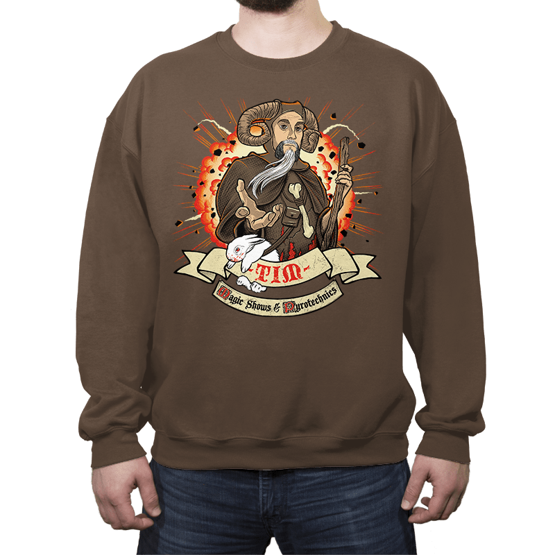 The Enchanter - Crew Neck - Crew Neck - RIPT Apparel