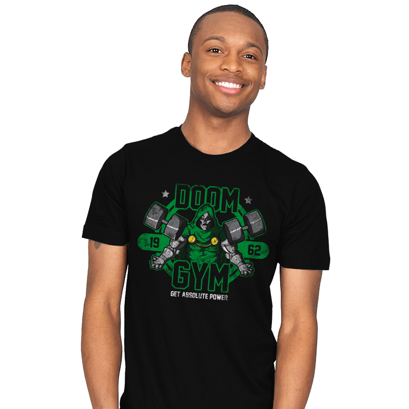 Doom Gym - Mens - T-Shirts - RIPT Apparel