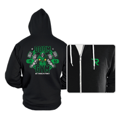 Doom Gym - Hoodies - Hoodies - RIPT Apparel