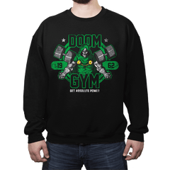 Doom Gym - Crew Neck - Crew Neck - RIPT Apparel
