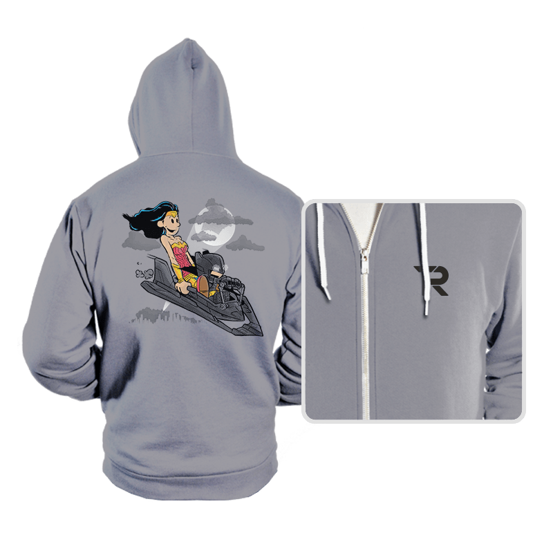B.Man & W. Woman - Hoodies - Hoodies - RIPT Apparel