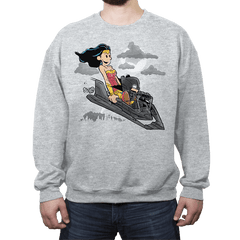 B.Man & W. Woman - Crew Neck - Crew Neck - RIPT Apparel