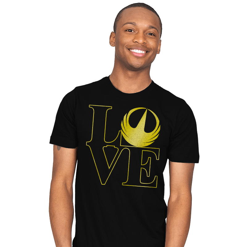 Rogue Love - Mens - T-Shirts - RIPT Apparel