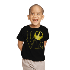 Rogue Love - Youth - T-Shirts - RIPT Apparel