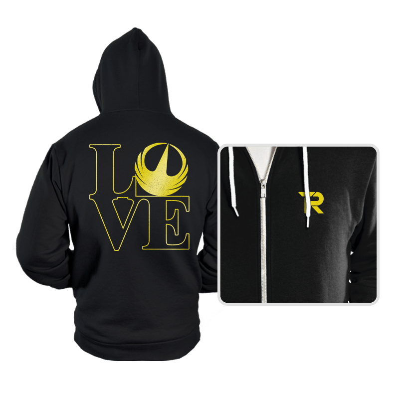 Rogue Love - Hoodies - Hoodies - RIPT Apparel