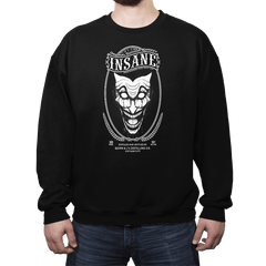Insane Whiskey - Crew Neck - Crew Neck - RIPT Apparel