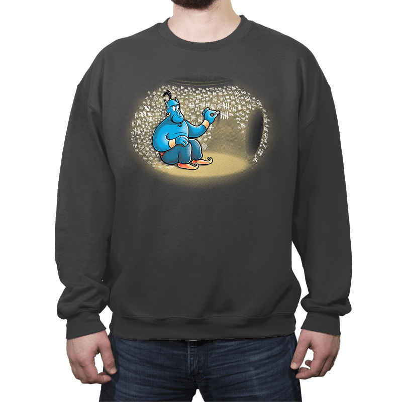 Time - Crew Neck - Crew Neck - RIPT Apparel