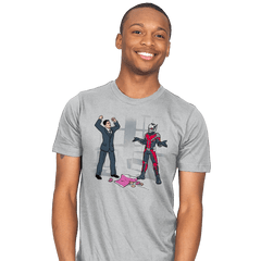 And That's How You Get Ants, Man Exclusive - Mens - T-Shirts - RIPT Apparel