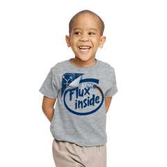 Flux Inside Exclusive - Youth - T-Shirts - RIPT Apparel