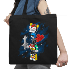I'll Build The Head Exclusive - Tote Bag - Tote Bag - RIPT Apparel