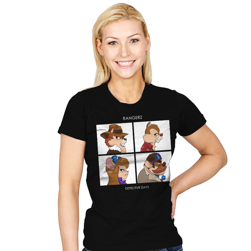 Rangerz - Womens - T-Shirts - RIPT Apparel