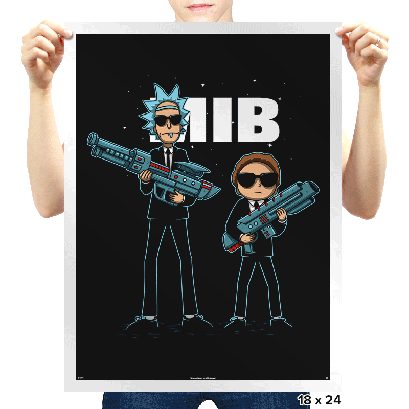 RMIB - Prints - Posters - RIPT Apparel