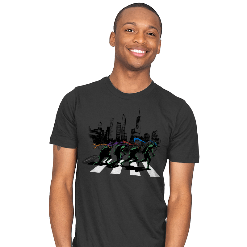 Turtle Road  - Mens - T-Shirts - RIPT Apparel