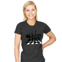 Turtle Road  - Womens - T-Shirts - RIPT Apparel
