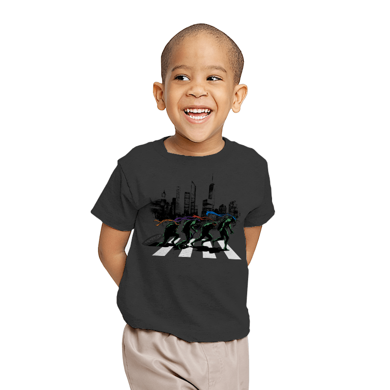 Turtle Road  - Youth - T-Shirts - RIPT Apparel