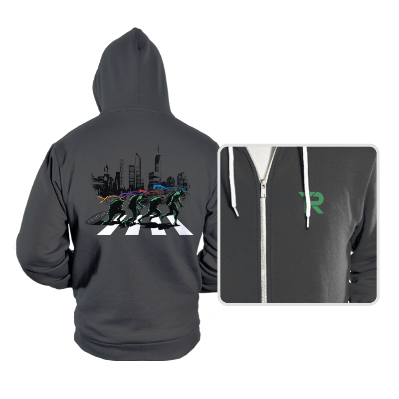 Turtle Road  - Hoodies - Hoodies - RIPT Apparel