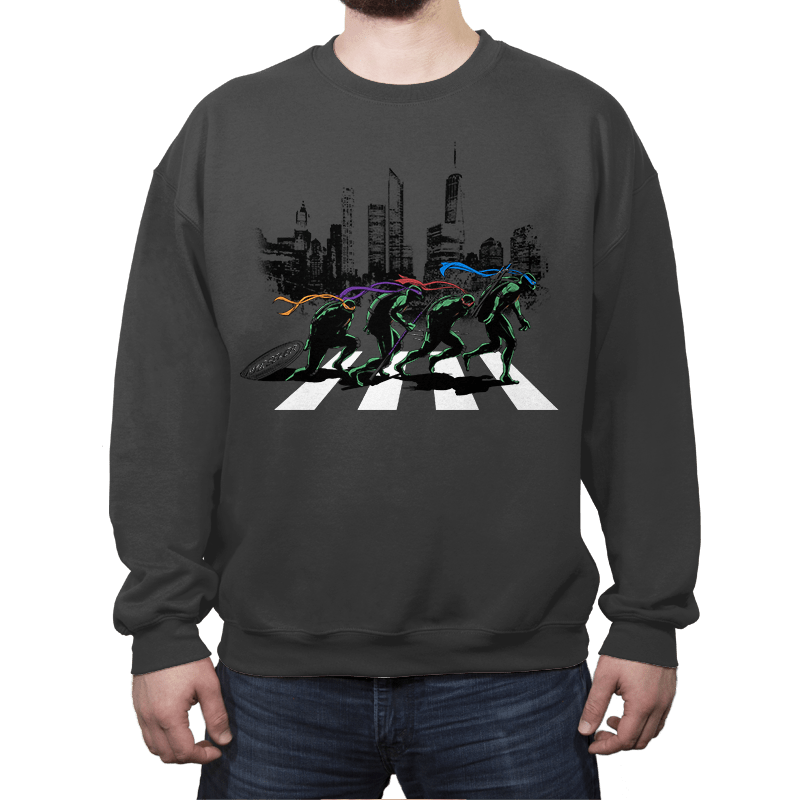 Turtle Road  - Crew Neck - Crew Neck - RIPT Apparel