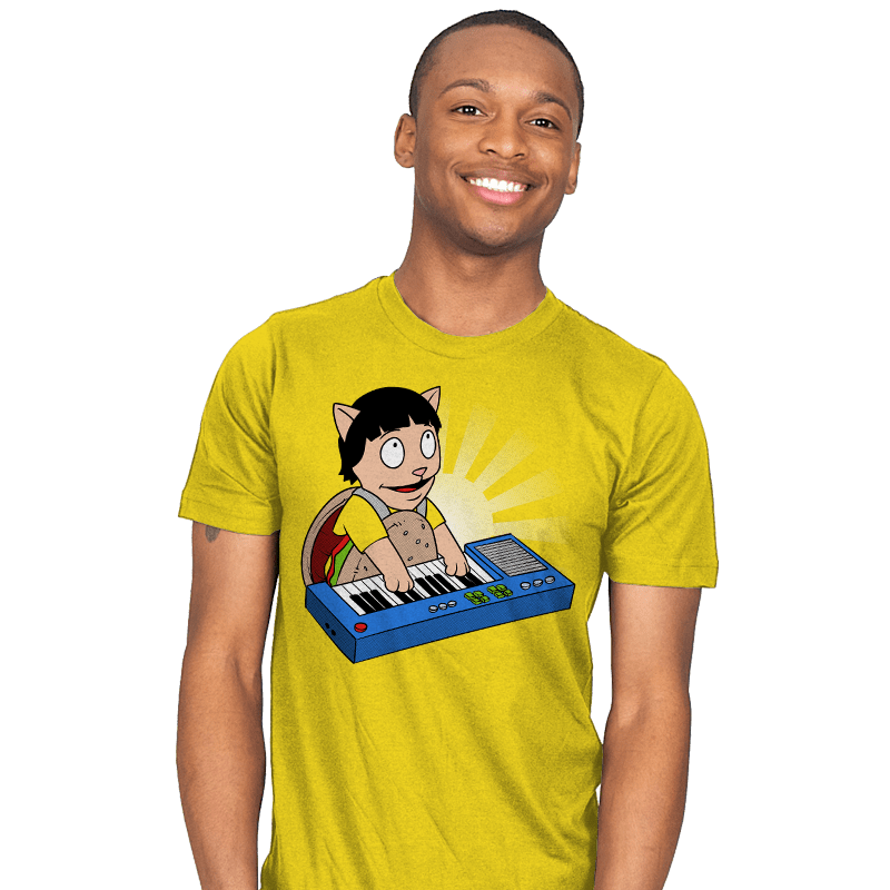 Keyboard Burger Cat - Mens - T-Shirts - RIPT Apparel