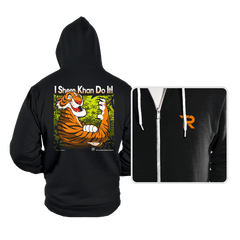 The Tiger Khan Do It - Hoodies - Hoodies - RIPT Apparel