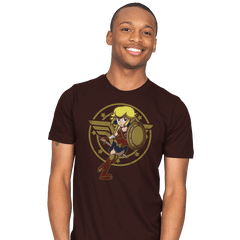 Wonder Peach - Mens - T-Shirts - RIPT Apparel