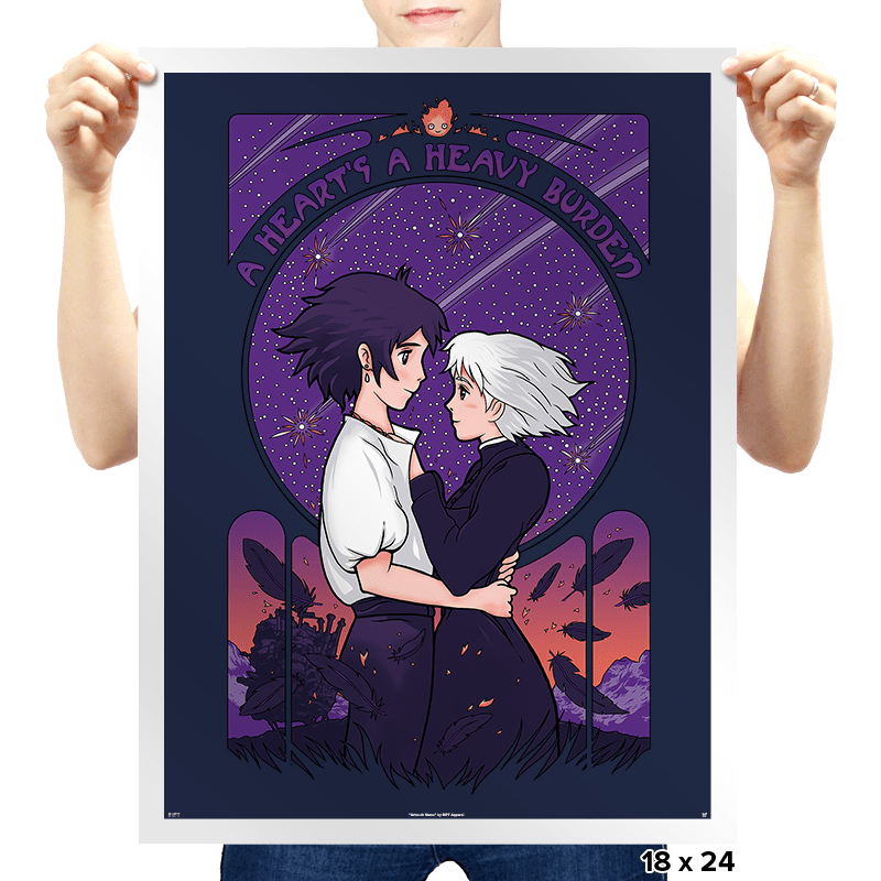 Something I Want to Protect - Prints - Posters - RIPT Apparel