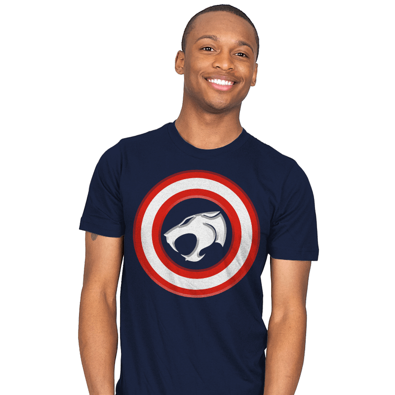Shield of Omens - Mens - T-Shirts - RIPT Apparel