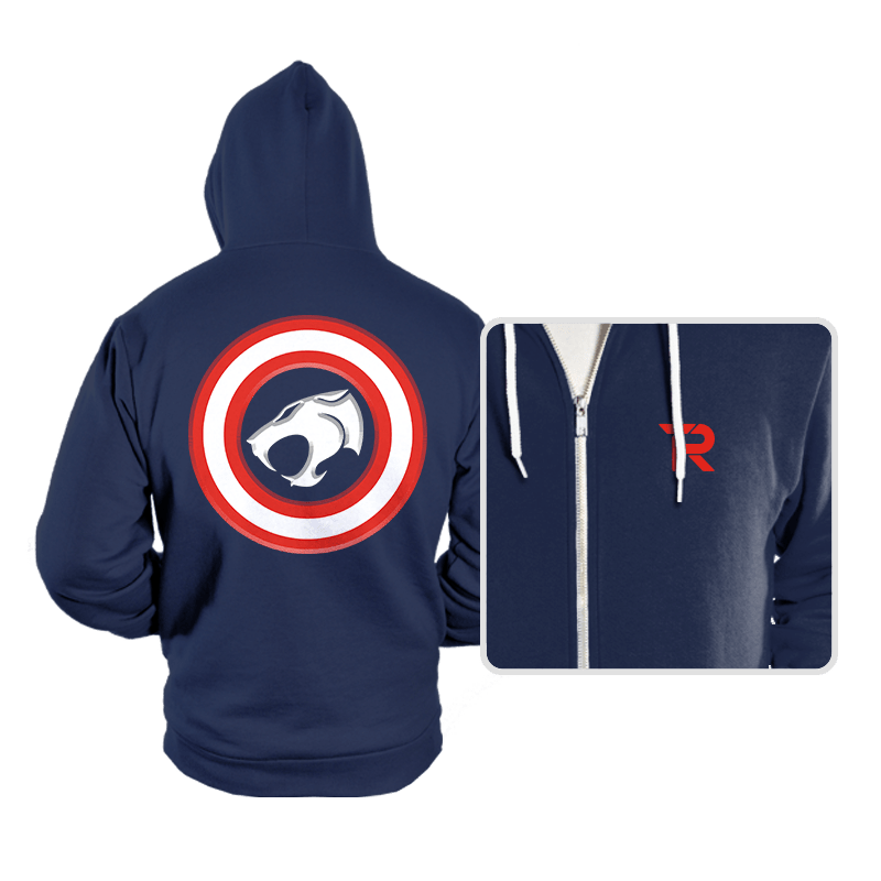 Shield of Omens - Hoodies - Hoodies - RIPT Apparel