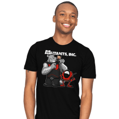 Mutants, Inc. - Mens - T-Shirts - RIPT Apparel