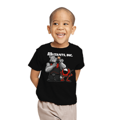 Mutants, Inc. - Youth - T-Shirts - RIPT Apparel