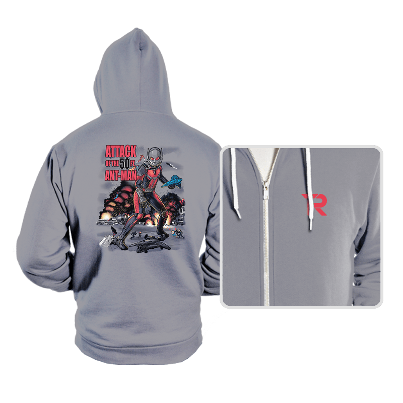 You look like ants from up here - Hoodies - Hoodies - RIPT Apparel