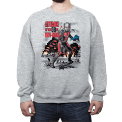 You look like ants from up here - Crew Neck - Crew Neck - RIPT Apparel