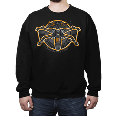 Poe's Flight School - Crew Neck - Crew Neck - RIPT Apparel