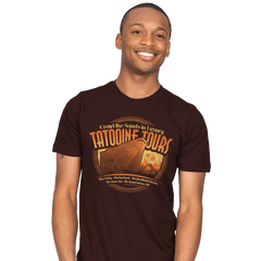 Tatooine Tours - Mens - T-Shirts - RIPT Apparel