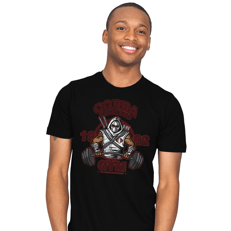 Cobra Command Gym - Mens - T-Shirts - RIPT Apparel