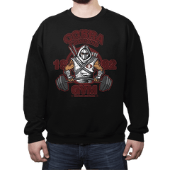 Cobra Command Gym - Crew Neck - Crew Neck - RIPT Apparel