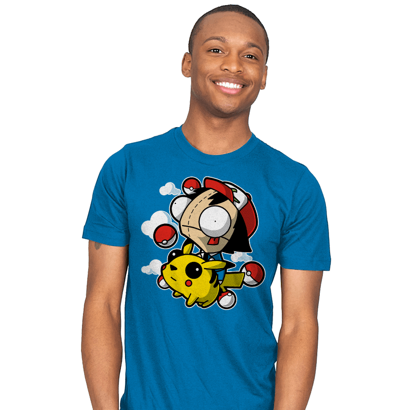 Invader Pokemon - Mens - T-Shirts - RIPT Apparel