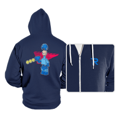 Block Man - Hoodies - Hoodies - RIPT Apparel