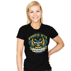 Nitro White Ale - Womens - T-Shirts - RIPT Apparel